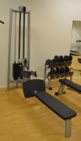 Gym 80 Sygnum sittende roing / long pulley, pent brukt