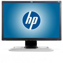 Flatskjerm til PC, HP L2045w 20,1toms Widescreen 1680x1050, VGA/DVI, pent brukt