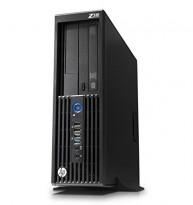 Stasjonær PC: HP Z230 SFF Workstation, Core i5-4570 3.2GHz / 12GB / 120GB SSD, pent brukt.