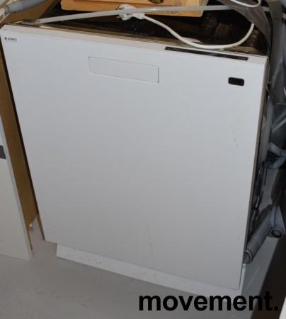 Asko oppvaskmaskin, modell DW16.C XL / DWC5907W, pent brukt bilde 3