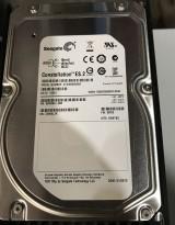 Harddisk: 3TB Seagate Constellation ES.2 ST33000650SS 6Gb/s 7.2K SAS-disk i Dell-kassett, 3,5toms, pent brukt