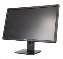 Flatskjerm til PC: Dell 22toms E2214Hb, 1920x1080 FULL HD, VGA/DVI, pent brukt