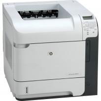 Hewlett Packard LaserJet P4015N laserskriver, sorthvitt, ca 11.000 sider igjen på toner, pent brukt