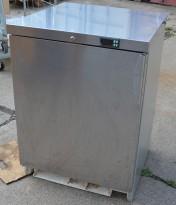 Electrolux fryseskap underbenk i rustfritt stål, pent brukt