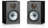Høyttalere fra Monitor Audio: Modell MR1 i sort, 1 par selges samlet, pent brukt