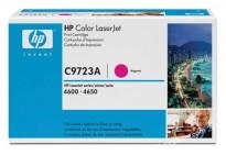 Toner til HP Color LaserJet 4600/4610/4650 - C9723A / 641A, Magenta, ORIGINAL/ UBRUKT