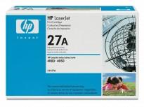 HP Original Toner C4127A (27A) til Laserjet 4000/4050, sort, NY/UBRUKT