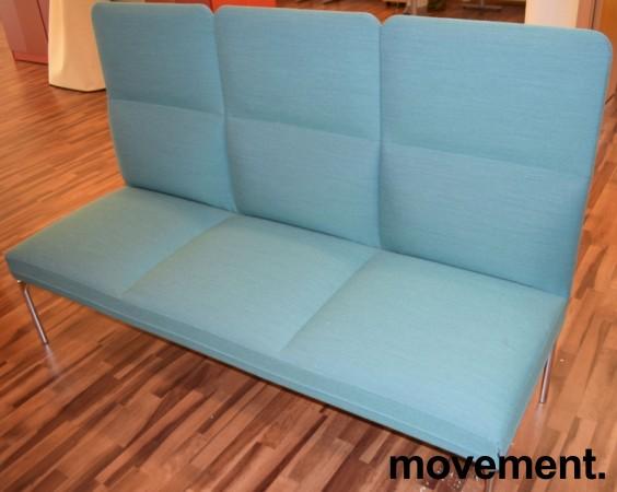 Loungesofa fra ForaForm, modell Senso, Design: Andersen & Voll, 3seter, 190cm bredde, pent brukt bilde 1