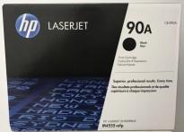 Original HP toner CE390A (90A) Black/Sort til Laserjet Enterprise M4555 mfp, NY/UBRUKT