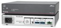 Extron XPA 2001-100V - 1 x 200 watts @ 100 volts, forsterker for møterom etc, pent brukt 2013-modell