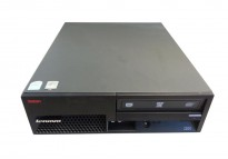 Lenovo ThinkCentre A55 SFF 9641-7RG Core2Duo E4400 2Ghz / 4GB / 160GB, seriell/parallell, pent brukt
