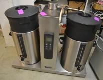 Metos Animo ComBiline Urnetrakter / kaffetrakter til storhusholdning, 2x10 liter, 400V 3fas, pent brukt