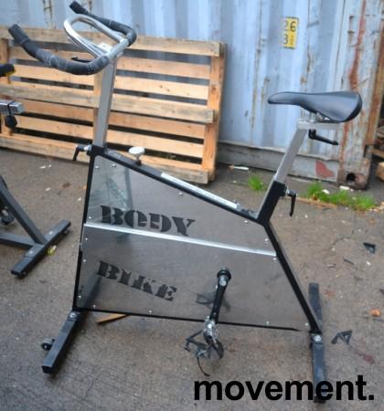 Treningssykkel / spinningsykkel Body Bike The Original, brukt bilde 1