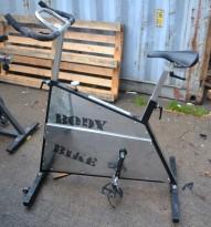 Treningssykkel / spinningsykkel Body Bike The Original, brukt