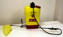 Ryggsprøyte for insektsmiddel etc: Hardi BP15, 15 liters kapasitet, ryggsekksprøyte, pent brukt