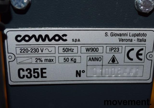 Comac C35e gulvrengjøringsmaskin, pent brukt bilde 3