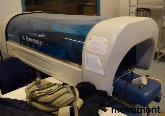 Massasjemaskin / vannmassasje/massasjetunnell, Profiler Aquamassage XL-250 Pro, pent brukt bilde 5