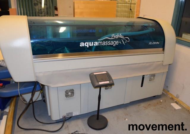 Massasjemaskin / vannmassasje/massasjetunnell, Profiler Aquamassage XL-250 Pro, pent brukt bilde 3