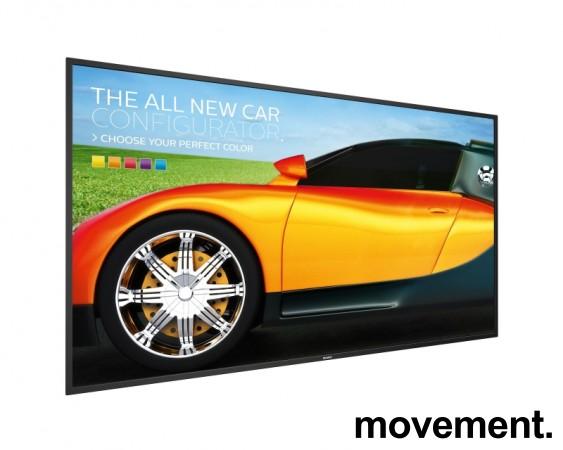 Philips Signage Solutions Q-Line BDL5530QL, 55toms Public Display-skjerm, FULL HD, pent brukt bilde 1