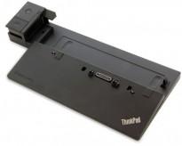 Docking til Lenovo Thinkpad bærbar PC, modell: Pro Dock, 40A1, med lader 90W(firkantplugg), pent brukt