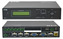 PTN SC51T 5-input Scaler Switcher with HDBaseT Integrated, pent brukt