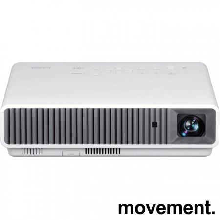 Casio Prosjektor, XJ-M250, 3000 Lumen, 1280x800 Widescreen, HDMI, kun 2.352 av 20.000 timer, pent brukt bilde 1