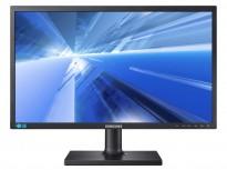 Flatskjerm til PC: Samsung S24C650, LED Backlit, 1920x1200, VGA/DVI, pent brukt