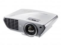 Prosjektor fra Benq, modell W1300, 1920x1080 FULL HD Widescreen, kun 757timer på pære, pent brukt