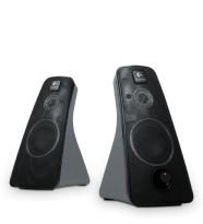 Logitech Z520 PC-høyttalere, sett med 2 høyttalere, pent brukt