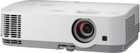 Prosjektor: NEC ME301W, 1280x800 WXGA, Widescreen, HDMI, kun 960timer på pære, pent brukt