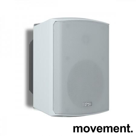 Apart SDQ5P aktiv høyttaler, hvit, pent brukt bilde 1