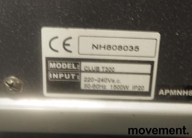 Sportsmaster Club T300 tredemølle, pent brukt bilde 5