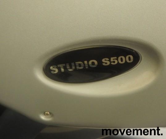 Treningssykkel: Sportsmaster Studio S500, pent brukt bilde 3
