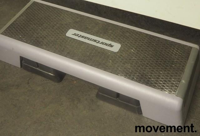 Sportsmaster stepkasse, pent brukt bilde 1