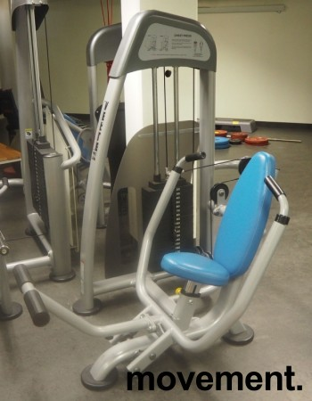 Chest press / brystpress-maskin fra Vertex USA / Sportsmaster, pent brukt bilde 1