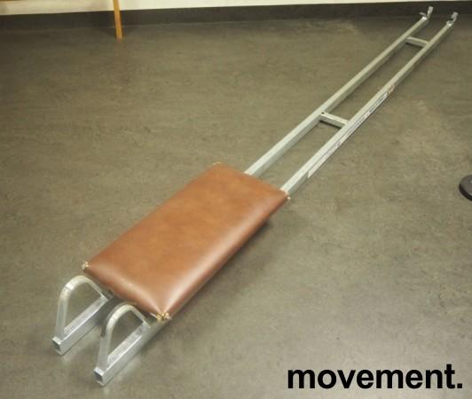 Brå-sterk treningsapparat for oppheng i ribbevegg, brukt bilde 1