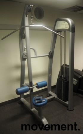 Lat pull down / nedtrekk-maskin fra Vertex USA / Sportsmaster, pent brukt bilde 1