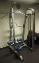 Lat pull down / nedtrekk-maskin fra Vertex USA / Sportsmaster, pent brukt