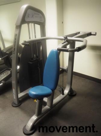 Shoulder press / skulderpress-maskin fra Vertex USA / Sportsmaster, pent brukt bilde 2