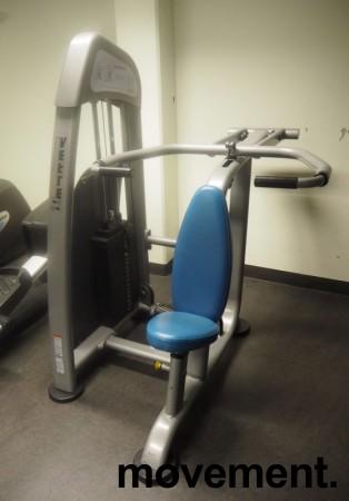 Shoulder press / skulderpress-maskin fra Vertex USA / Sportsmaster, pent brukt bilde 1