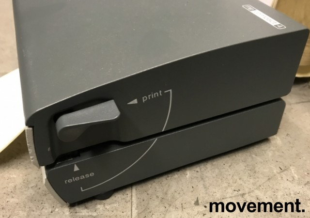 Imaje Datamax kompakt etikettskriver MP Compact 4, USB/LAN, pent brukt bilde 4
