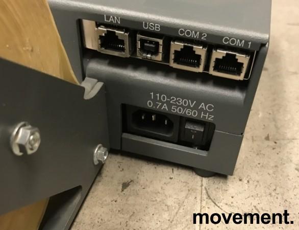 Imaje Datamax kompakt etikettskriver MP Compact 4, USB/LAN, pent brukt bilde 5
