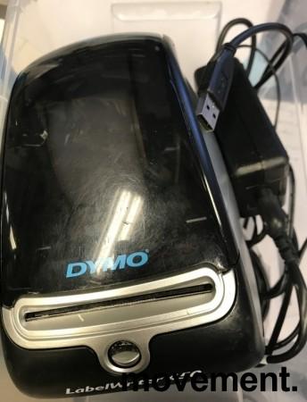 Dymo etikettskriver USB, LabelWriter 450 USB, pent brukt bilde 2