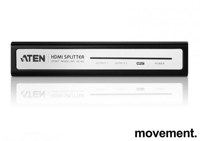Aten VS182 - 2port HDMI Splitter, pent brukt bilde 1