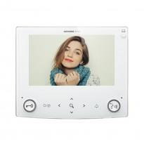 Svarapparat med fargeskjerm til porttelefon: Aiphone GT-1C7-L, pent brukt