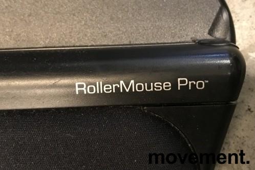 RollerMouse PRO USB, ergonomisk rullemus for musearm i sort farge, pent brukt bilde 2
