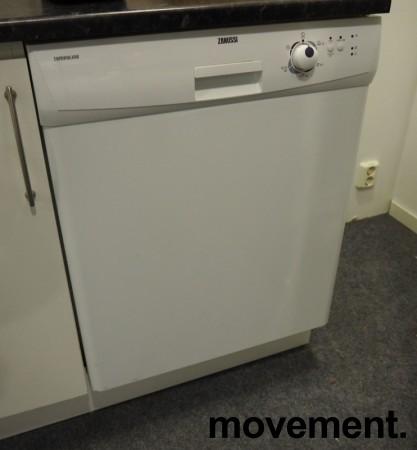Zanussi ZDF2010 oppvaskmaskin i hvitt, pent brukt bilde 1