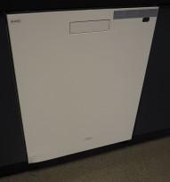 Asko oppvaskmaskin, modell DW90.C D5904, proff-maskin i hvitt, pent brukt