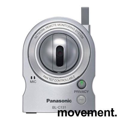Panasonic BL-C131CE IP-kamera / nettverkskamera / overvåkningskamera, pent brukt