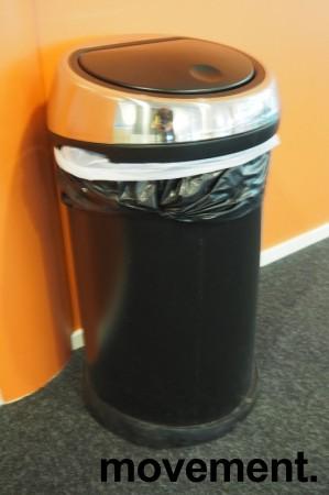 Brabantia Touch Bin søppelbøtte 60 liter, høyde 70,5cm, pent brukt bilde 1